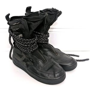 Men's Nike Air Force 1 boots